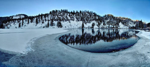 Photograph - Thin Ice by David Andersen
