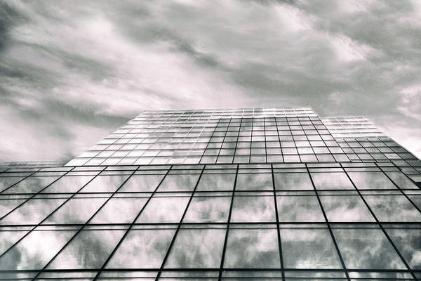 Photograph - Things Are Looking Up by Jessica Jenney