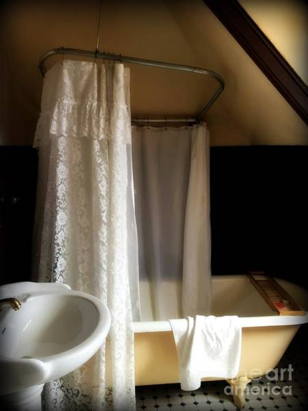 Photograph - Third Floor Bath by Jenny Revitz Soper