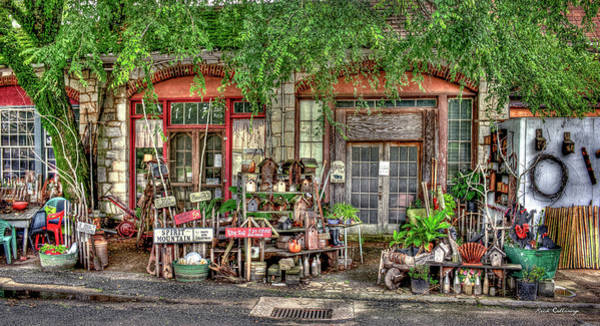 Wall Art - Photograph - This And That The Store Is Closed Art by Reid Callaway