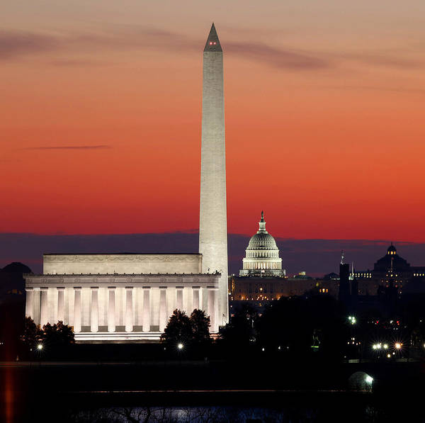 D.c Photograph - This City by Mitch Cat