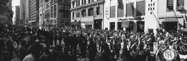College Baseball Photograph - This Is A Ticker Tape Parade by Panoramic Images