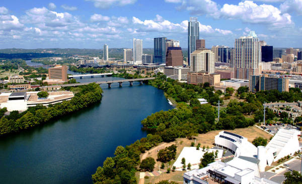 Photograph - This Is Austin by James Granberry