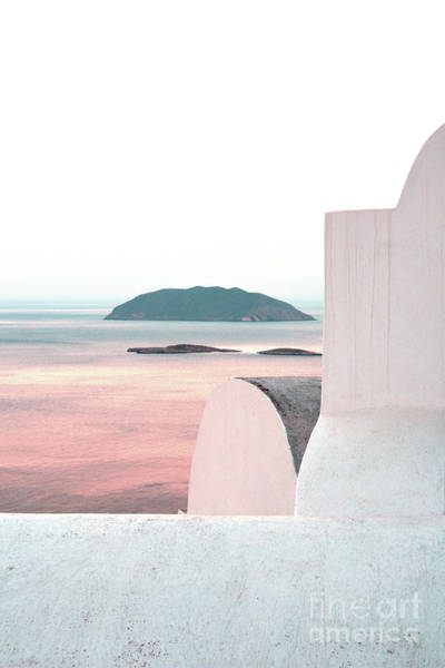 Rosy Wall Art - Photograph - This Is Greece by PrintsProject