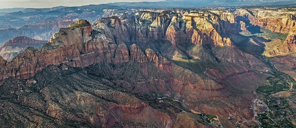 Photograph - This Is Zion by Loree Johnson