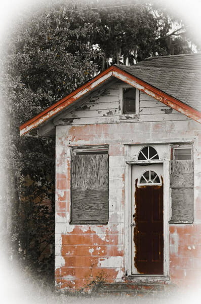 Photograph - This Old House by Carolyn Marshall