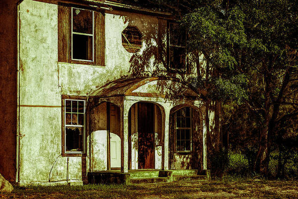Otp Photograph - This Ole House by Marshall Barth
