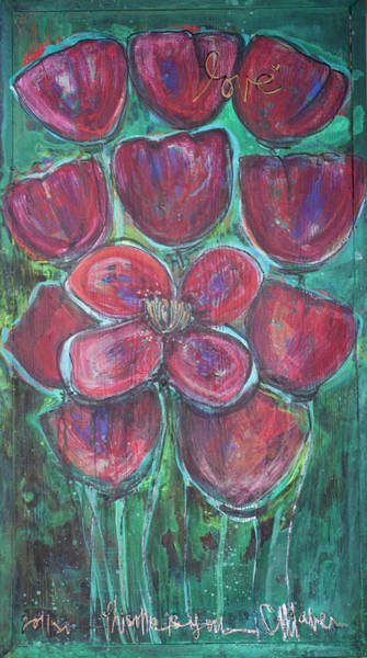 Painting - This One Is You by Laurie Maves ART