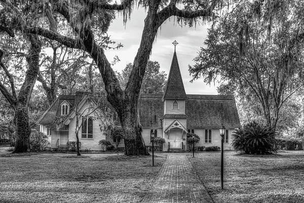 Photograph - This Way To Heaven Christ Episcopal Church Art by Reid Callaway