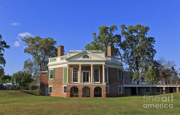 Photograph - Thomas Jefferson's Poplar Forest by Jill Lang