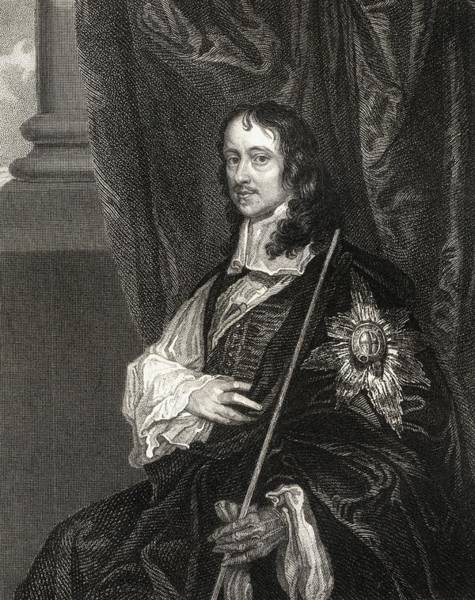 Wall Art - Drawing - Thomas Wriothesley 4th Earl Of by Vintage Design Pics