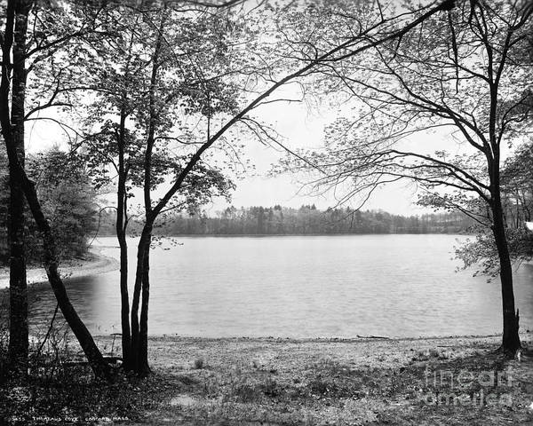 Photograph - Thoreau's Cove by Granger