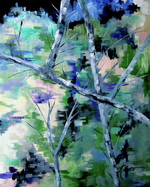Painting - Thorns And Thistles  by Adele Bower