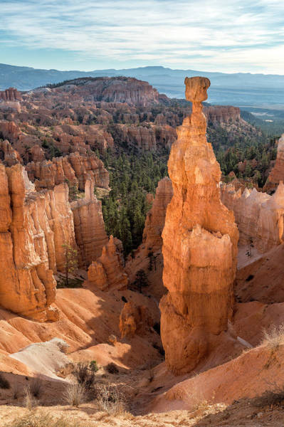 Photograph - Thor's Hammer View by Denise Bush