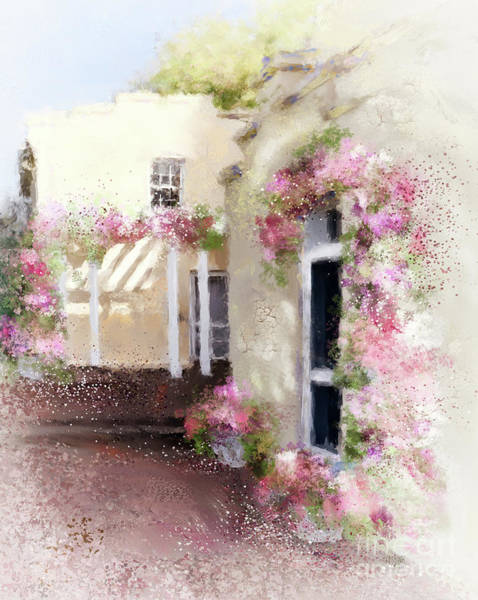 Digital Art - Those Fresh Spring Mornings by Lois Bryan