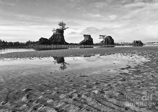 Wall Art - Photograph - Three Brothers Rock  by Jamie Pham