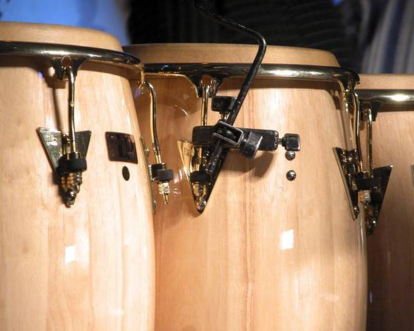 Photograph - Three Drums 3458 by Jerry Sodorff