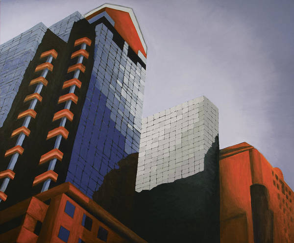 Nova Scotia Painting - Three by Duane Gordon