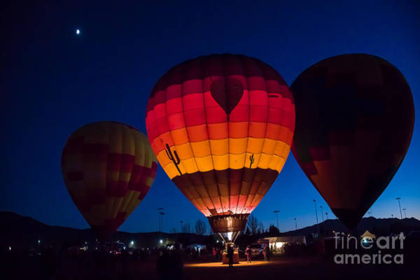Photograph - Three In The Evening by Jon Burch Photography