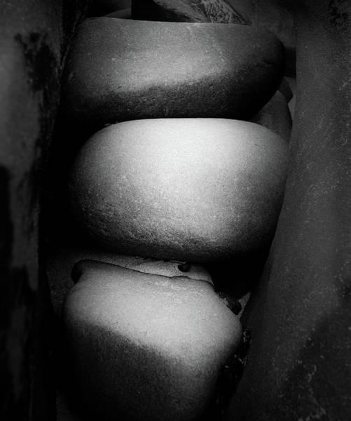Smith Rock Wall Art - Photograph - Three Stones by Joseph Smith