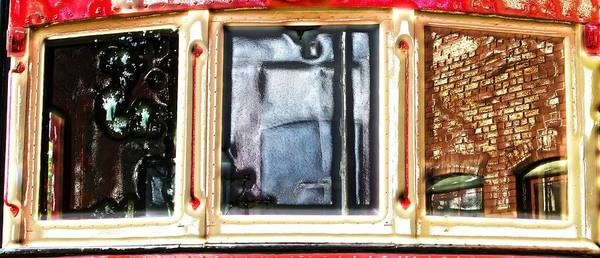 Digital Art - Three Views At One Glance by Alec Drake