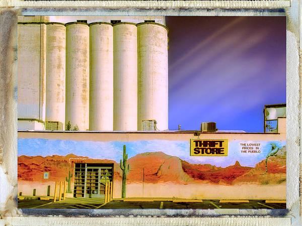 Photograph - Thrift Store Mesa Arizona by Dominic Piperata