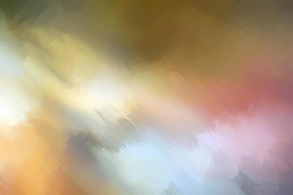 Painting - Throne Of God by John WR Emmett