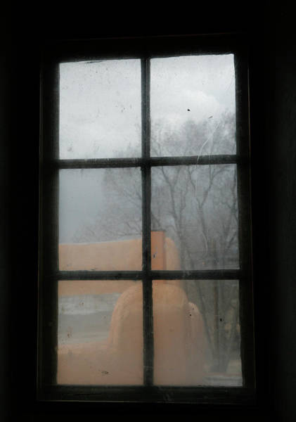 Photograph - Through A Museum Window by Marilyn Hunt