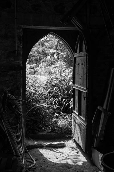 Photograph - Through The Door by Clare Bambers