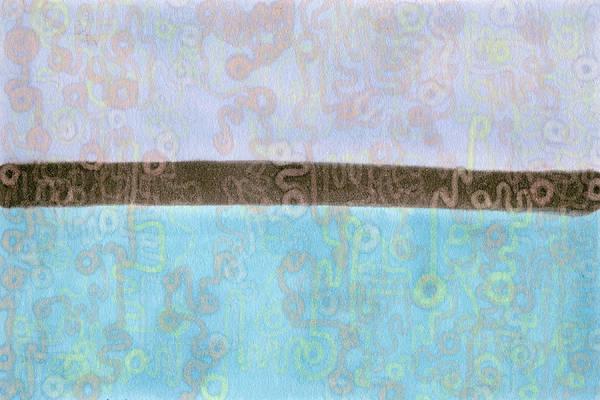 Painting - Through The Haze by Regina Valluzzi