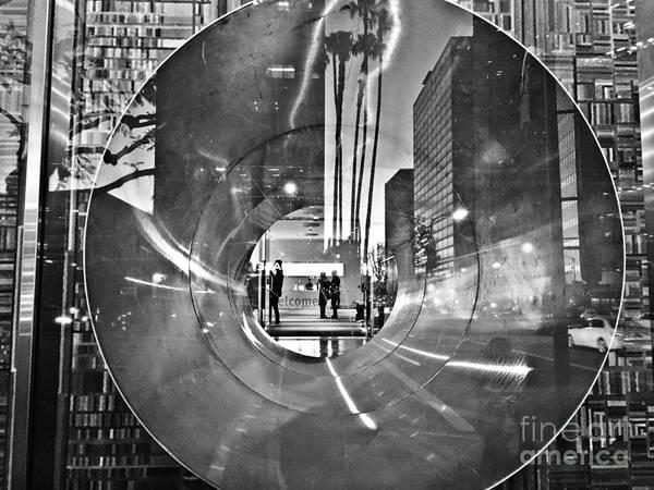 Photograph - Through The Hole by Jenny Revitz Soper