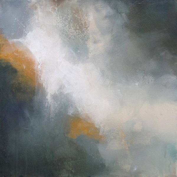 Wall Art - Painting - Through The Mist by Karen Hale