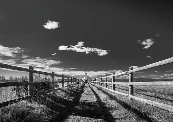 Photograph - Through The Narrow Gate by Philip Rispin