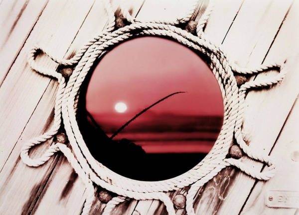 Photograph - Through The Porthole by Micki Findlay