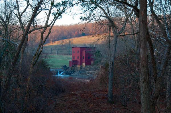 Photograph - Through The Woods by Steve Stuller