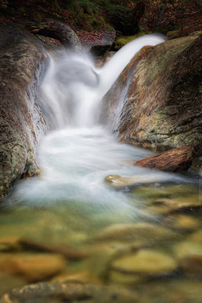 Photograph - Thru The Rocks by Bill Wakeley