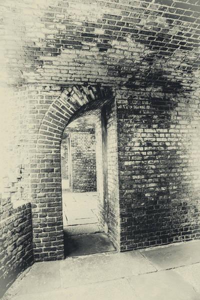 Thru Photograph - Thru The Walls by Karol Livote