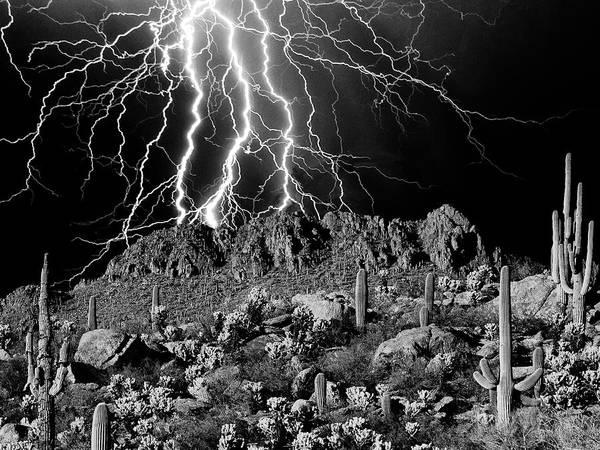 Photograph - Thunder God by Dominic Piperata