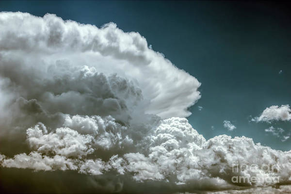 Photograph - Thunder Head by Jon Burch Photography
