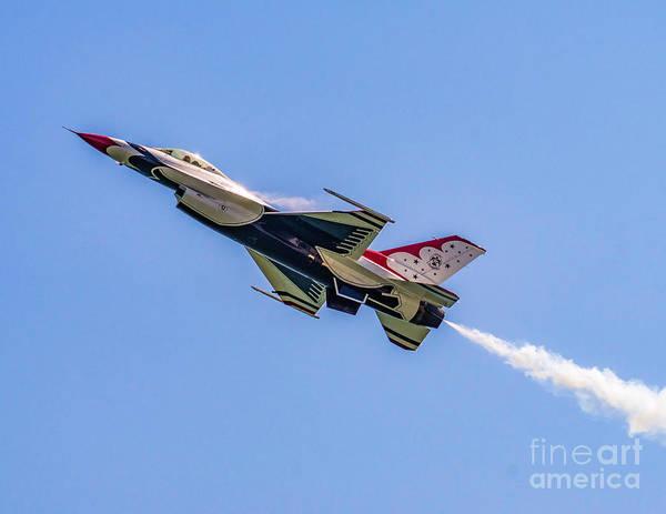 Photograph - Thunderbird #5 by Nick Zelinsky