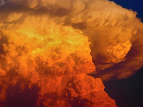 Photograph - Thunderhead 1 by Skip Hunt
