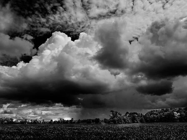 Photograph - Thunderhead by Louis Dallara