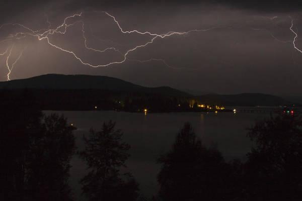 Photograph - Thunderstorm  by Albert Seger