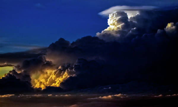 Photograph - Thunderstorm II by Greg Reed