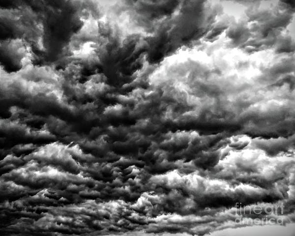 Photograph - Thursday Storm by Luther Fine Art