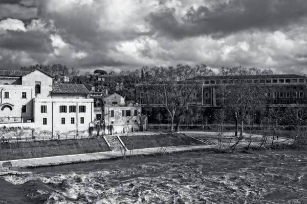 Tiber Island Wall Art - Photograph - Tiber Island by Allan Van Gasbeck