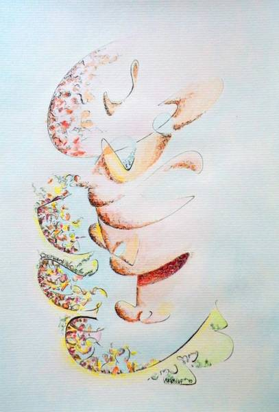 Tick Talk Art Print by Dave Martsolf