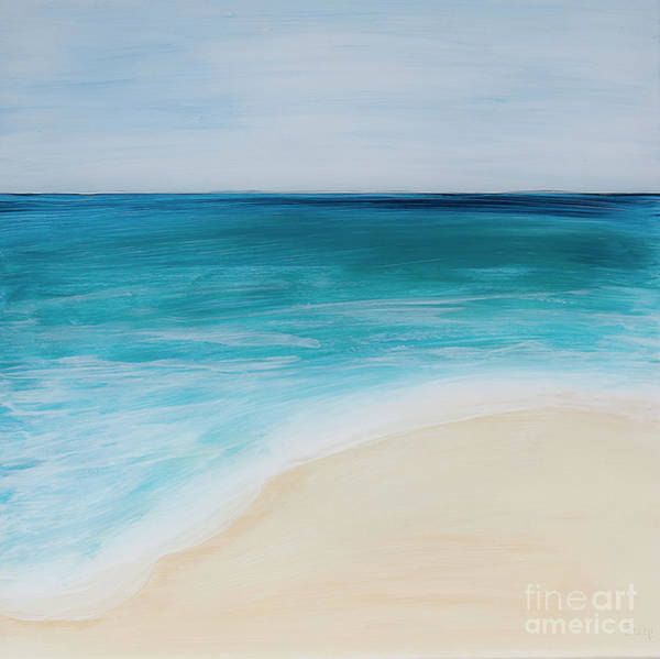 Painting - tide Coming In by Shelley Myers