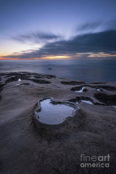 Photograph - Tide Pool  by Michael Ver Sprill