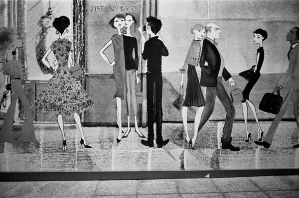 Tiffany Mural Art Print